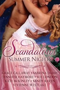 Scandalous Summer Nights (front only) 800@300 dpi high res